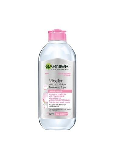 Garnier Garnier Skin Naturals Micellar Hassas Ciltler Için Kusursuz Makyaj Temizleme Suyu 400 Ml Renkli